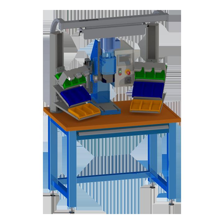 Arbeitsplatzsystem - SCHULER Technology