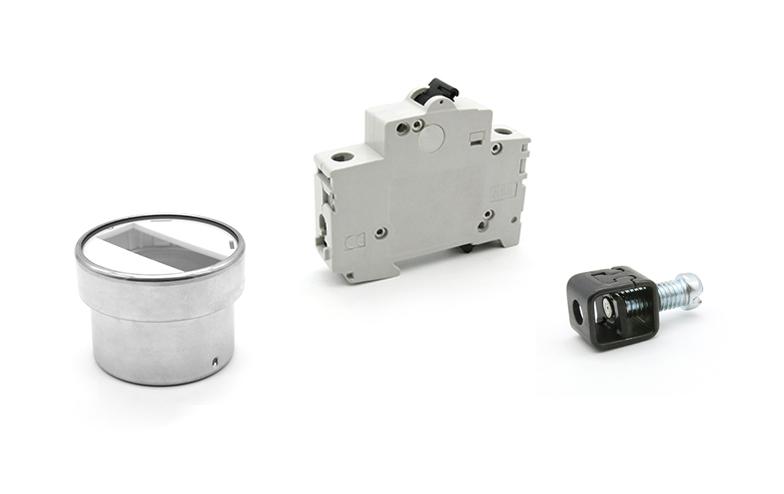 Bauteile aus der Fertigung von SCHULER Technology