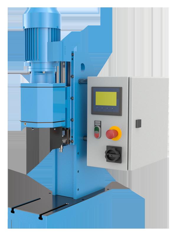 Taumelnietmaschine VN 2000 vom Nietmaschinen Hersteller SCHULER Technology
