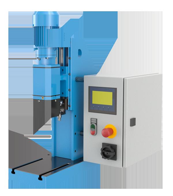 Taumelnietmaschine VN 450 vom Nietmaschinen Hersteller SCHULER Technology