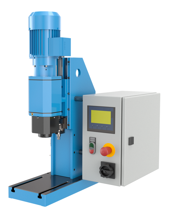 Taumelnietmaschine VN 800 vom Nietmaschinen Hersteller SCHULER Technology